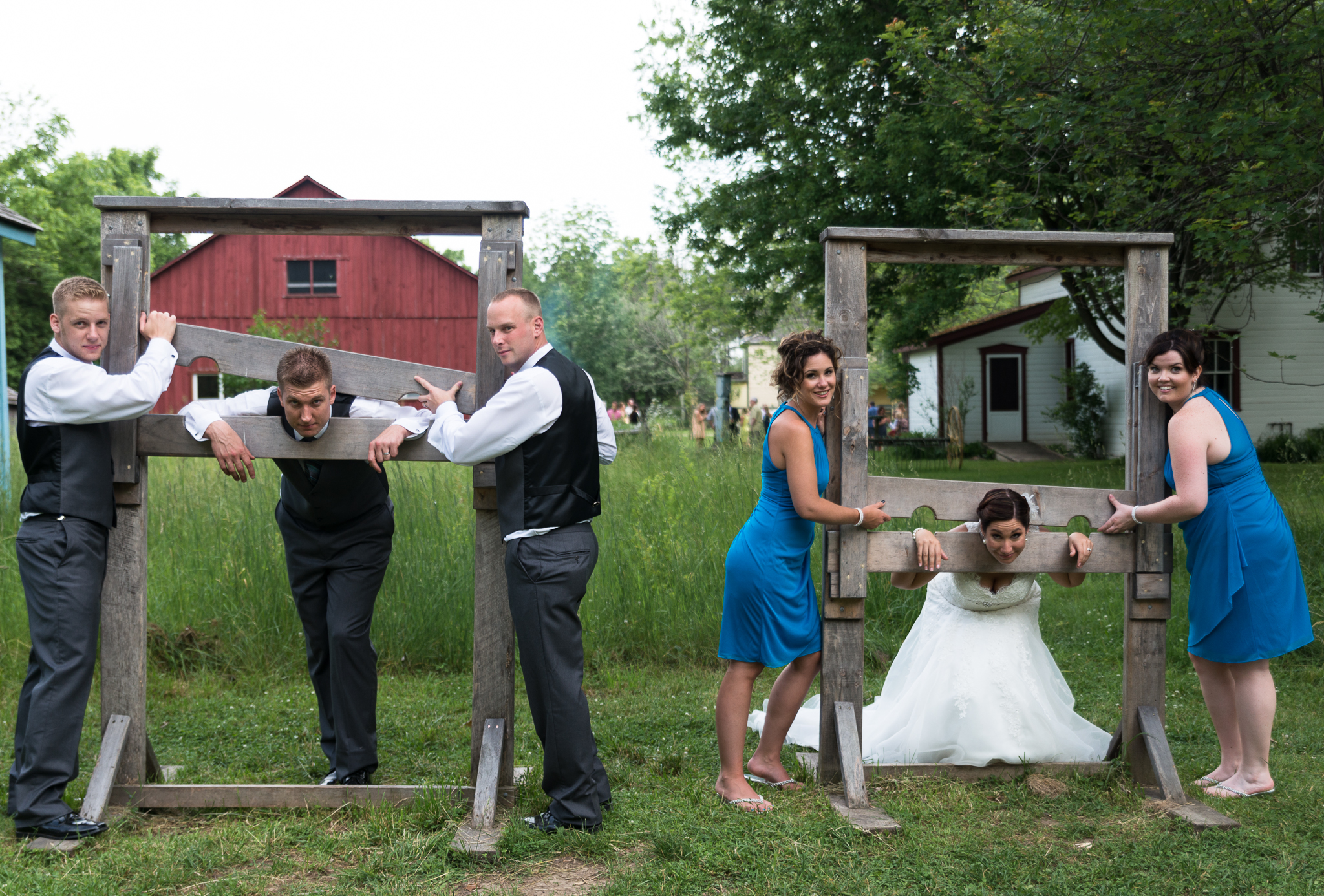 Fanshawe Pioneer Village Wedding Photographer